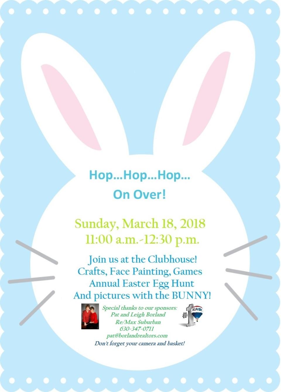 Bunny Invite